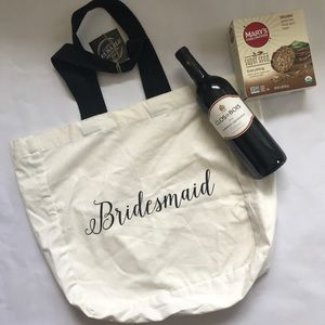 Handbags - Bridesmaid Reusable Shopping Bag